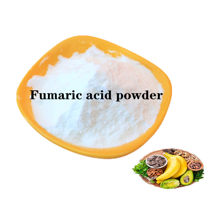 Fumaric acid powder