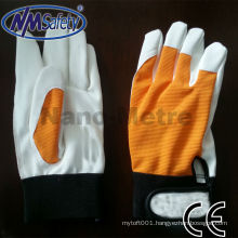 NMSAFETY cheap leather working glove