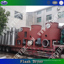 Flash Dryer for Calcium Stearate