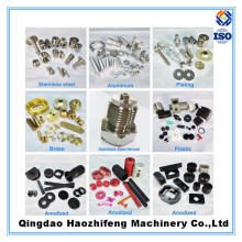 Custom Precision CNC Machining Turning Aluminum Pulley Auto Parts