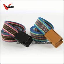 Customized Fashion Military Cotton Belt