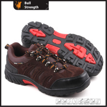 Industrial Leather Safety Shoes with Cement Rubber Sole (SN5161)