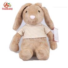 Marca OEM orelha longa coelho de pelúcia atacado brinquedo de pelúcia