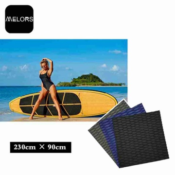 لوحات التتبع Melors Sup Traction EVA Deck Pad Surf