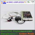 amplificador de graves grande amplificador de auriculares amplificador de batería recargable