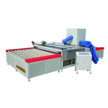Glass Cleaning & Drying Machine