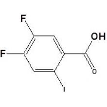 Ácido 4, 5 - difluoro - 2 - yodobenzoico Nº CAS 130137 - 05 - 2