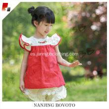 2017 boutique summer dresses children christmas dress