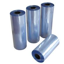 High Quality & Crystal Clear Plain / Colored PVC (Polyvinyl Chloride) Heat Shrink Film / Sleeve / Sheet / Roll