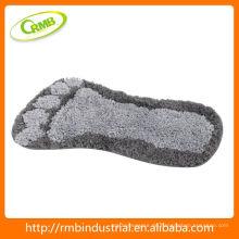 Feet Style Badematte im Bad