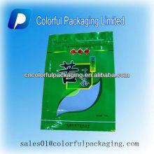 Sacos plásticos do chá ou do café / sacos de empacotamento do papel de embalagem com impressão