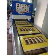 Automatic 12 Stations Blister Sealing Machine
