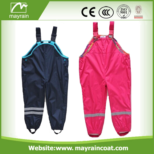 Polyester Kids Rainsuits