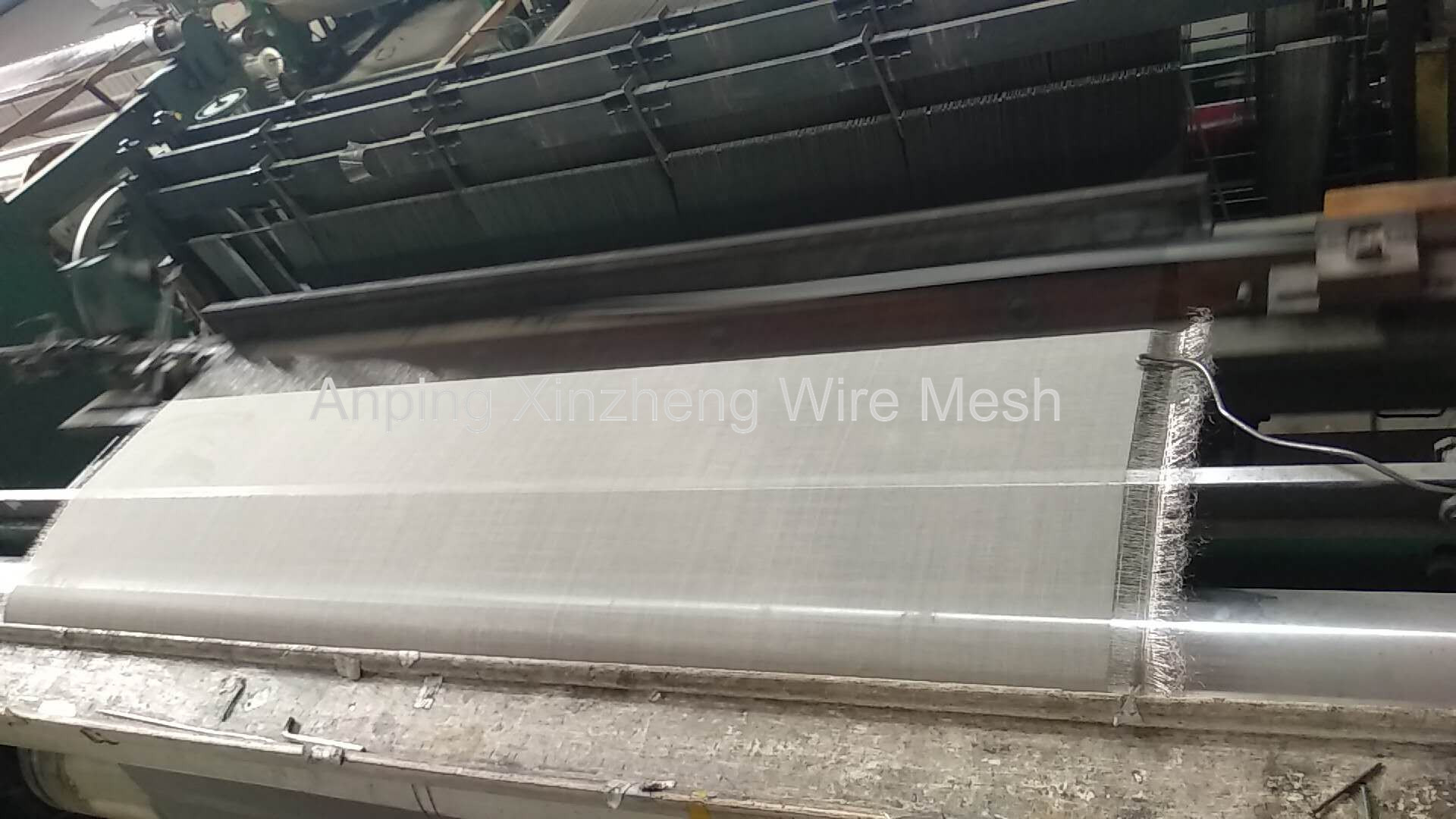 Steel Square Wire Netting