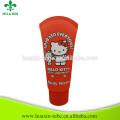China Manufactory 75ml Body Wash Square Plastic Tube