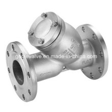 Flanged Y Type Strainer (GAGL41H)
