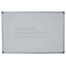 Pizarra de escritura magnética de limpieza en seco / Pizarra blanca (BSTCG-K)