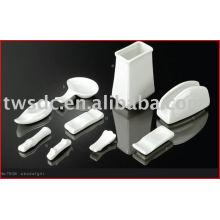 porcelain chopstick holder, porcelain napkin holder (No.T0124)