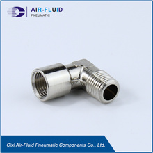 Air-Fluid Equal Elbow Female Thread  Fittings