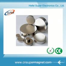 Ímã de disco de neodímio de alta qualidade N48
