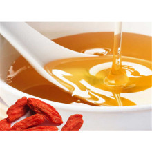 bulk sale raw amber goji honey