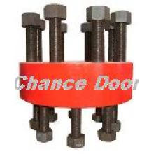 Double Studded Adapter for Wellhead