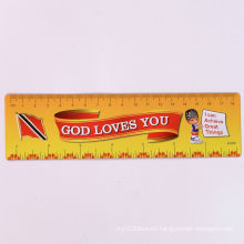 2015 Hot Printed Promotional 3D Rulers