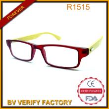 Тонкие четкие рамки 100% ручной работы природных бамбука храмов очки для чтения для лета Китай производитель R1516