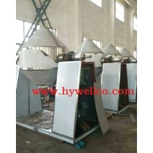 Edible Salt Double Cones Vacuum Dryer