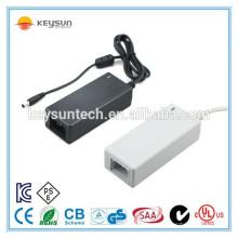 UL CE RoHs KC FCC PSE Adaptador de CA de 100-240v PSU 3.3a 12v DC adaptador de energia 40w