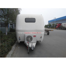 RV travel trailer mini trailer for camping