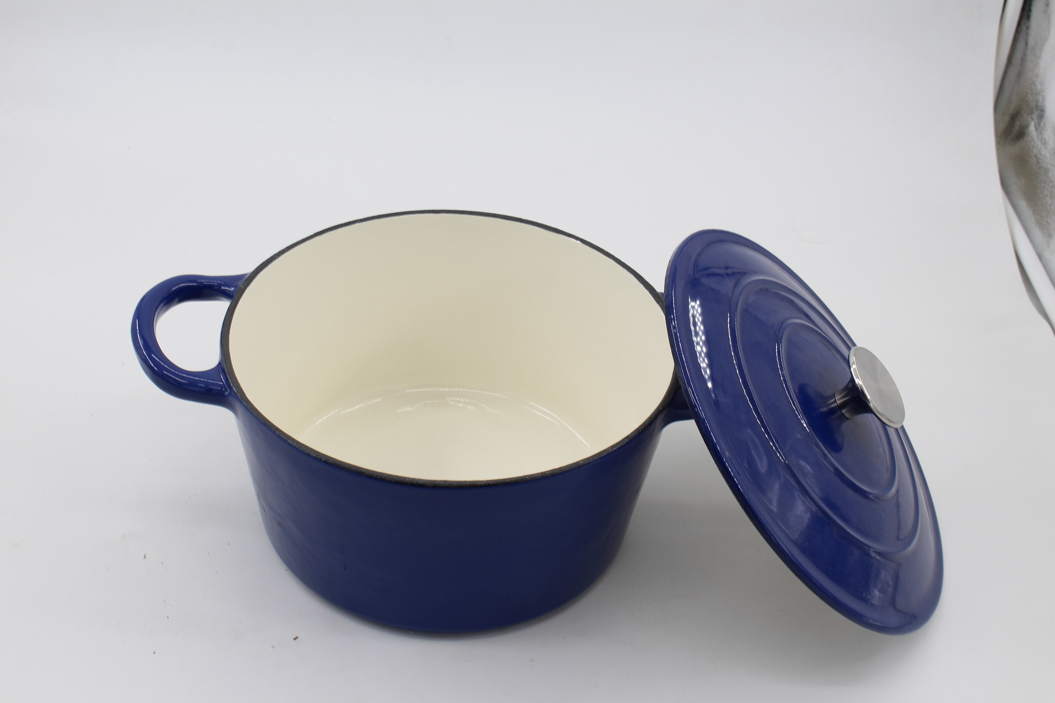 enamel coating kitchen cooking pot