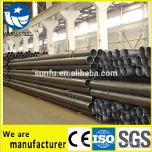 ASTM BS EN DIN JIS GB standard schedule 40 80 steel pipe