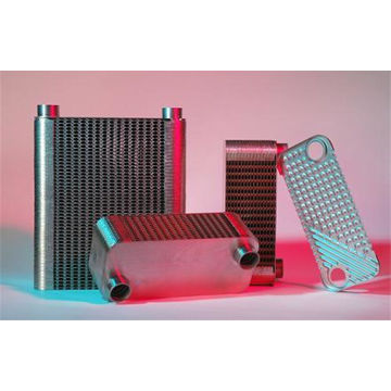 Most Competitive AISI304/316 Brazed Plate Heat Exchanger