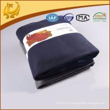 De alta qualidade, barato, barato, tecido, escovado, liso, Snuggle, Wrap, Blanket