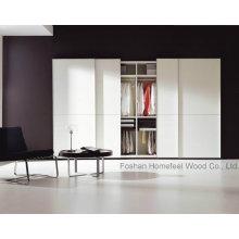 Armario moderno de la ropa del guardarropa del dormitorio (HF-EY09046)