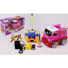 2011 lucha contra incendios lucha contra la policía R / C vagón juguete