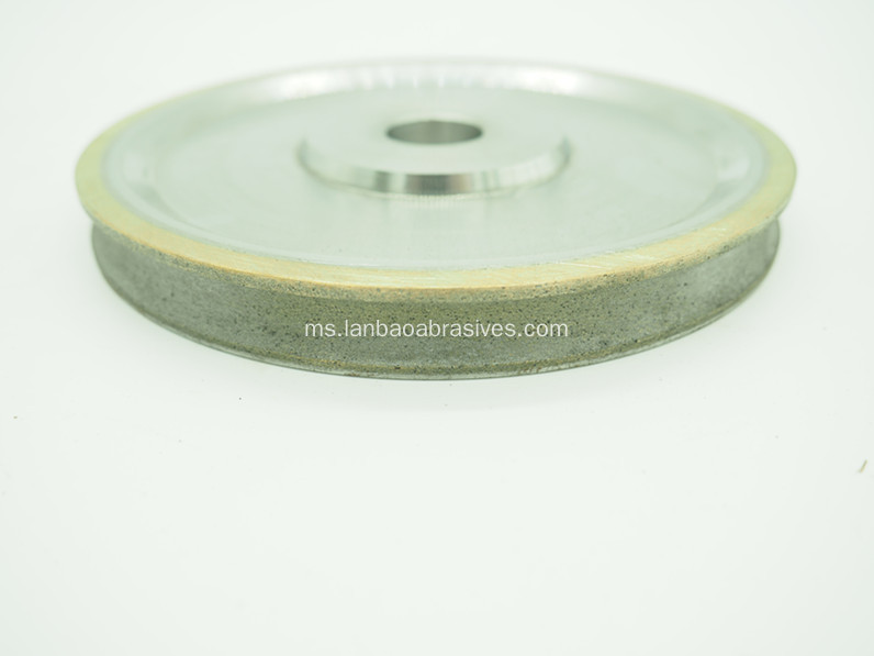Pengisar Diamond sintered CNC diamond wheel grinding