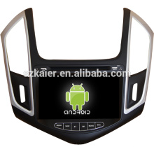 Glonass / GPS Navigationssystem für Chevrolet Cruze 2013 mit GPS / Bluetooth / TV / 3G / WIFI