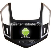 Glonass / sistema de navegação GPS para Chevrolet Cruze 2013 com GPS / Bluetooth / TV / 3G / WIFI
