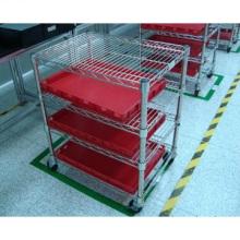 Ajustável NSF Hospital Farmácia Display Storage Rack Bin