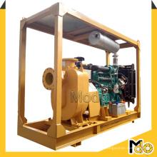 Pompe à boue centrifuge auto-amorçante diesel de 1.6 MPa