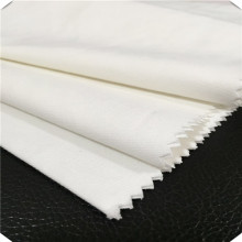 CVC 60/40 Combed White Twill Fabric