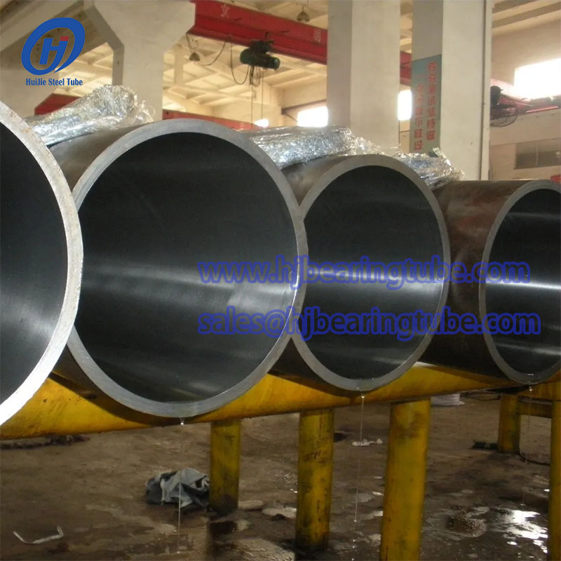 hydraulic steel pipes