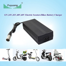 UL Certified 24V 6A Electric Scooter Battery Charger