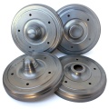 Brake Pads  Aluminum Mold