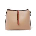 Женская повседневная сумка на ремне из искусственной кожи