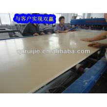 máquina de fabricación de placa de la onda