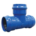 Mopvc All Socket Tee Flange Adapter