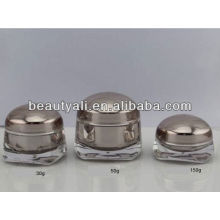 cosmetic packaging acrylic container